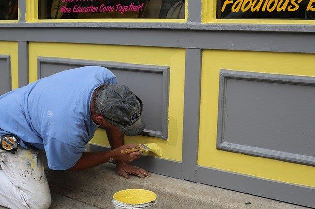 reussir sa peinture en bâtiment