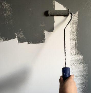 peinture grise