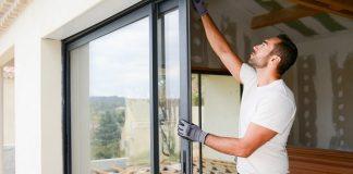 réparation baie vitrée